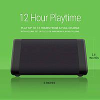 Колонка Cambridge SoundWorks OontZ Angle 3 Bluetooth 4.2 IPX-5 10 Вт беспроводная с мощным басом