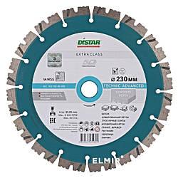 Диск відрізний Distar 1A1RSS/C3 232x2,6/1,8x12x22,23-16-HIT Technic Advanced (14315086018)