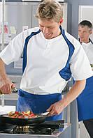 Китель повара мужской TEXSTYLE с сеткой