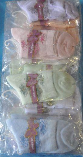 Носки хлопок-сетка для девочек от 8-12 лет .Детская одежда оптом