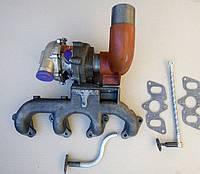 Комплект переоборудования под (Турбину) Турбокомпрессор (ЮМЗ-6, Д-65)