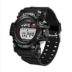 """Стильные спортивные электронные мужские часы """"Synoke"""""""