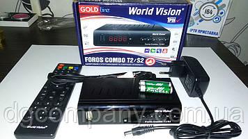 Комбінований тюнер World Vision Foros