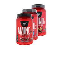 BSN Nutrition, Бцаа Amino-X, 1000 грамм, фото 1