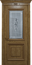 Двері Status Platinum Grand Elegance GE-012.V05 Полотно+коробка+1 до-кт лиштв+карниз