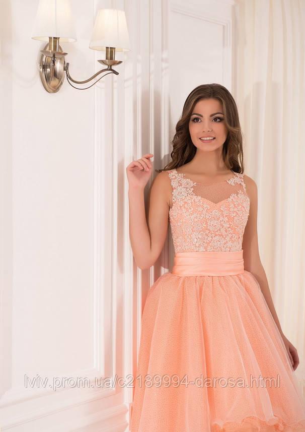 Платья с ассиметричной пышной юбкой