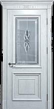 Двері Status Platinum Grand Elegance GE-012.V05 Полотно+коробка+2 до-кта лиштв+добір 100мм+карниз