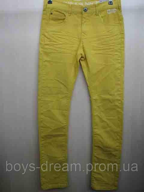 Цветные джинсы для мальчика Tumble`n Dry (Голландия)