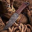 Нож метательный  6810 C, фото 4