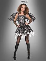 Детский карнавальный костюм падшего ангела