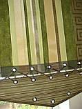 Японские панельки Версачи салатовые, фото 2