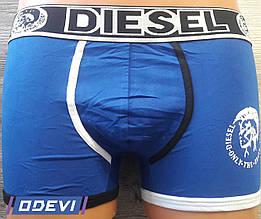 Чоловічі труси-боксери Diesel бавовна репліка