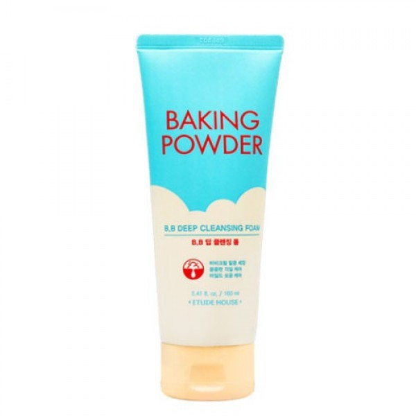 ETUDE HOUSE Пенка с содой для удаления ББ-крема Etude House Baking Powder BB Deep Cleansing Foam 160ml