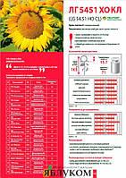 Семена подсолнечника лимагрейнлг 5451 ХО КЛ (евролайтинг)