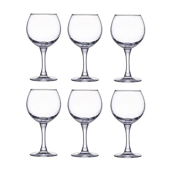 Набор бокалов-бургундия для вина Luminarc French Brasserie 280 мл, 6 шт (H8170)