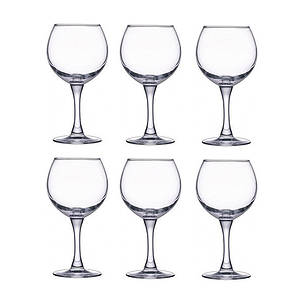 Набор бокалов-бургундия для вина Luminarc French Brasserie 280 мл, 6 шт (H8170), фото 2
