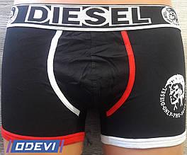 Копія чоловічих трусів Diesel бавовна ціна за штуку