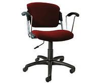 Офисное кресло для персонала ЭРА хром ПОВОРОТНЫЙ