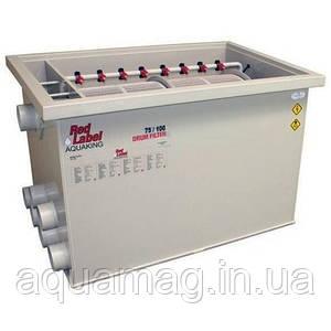 AquaKing Red Label Drum Filter 75/100 Барабанный фильтр для пруда, водоема, озера, пруда, кои