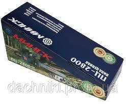Пила цепная электрическая Минск 2800 прямая, фото 2