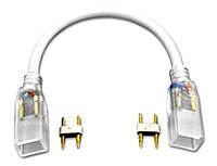Коннектор для LED ленты 220В (провод + 2 разъёма 2pin)