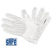 Хлопчатобумажные перчатки SAFE (Германия)