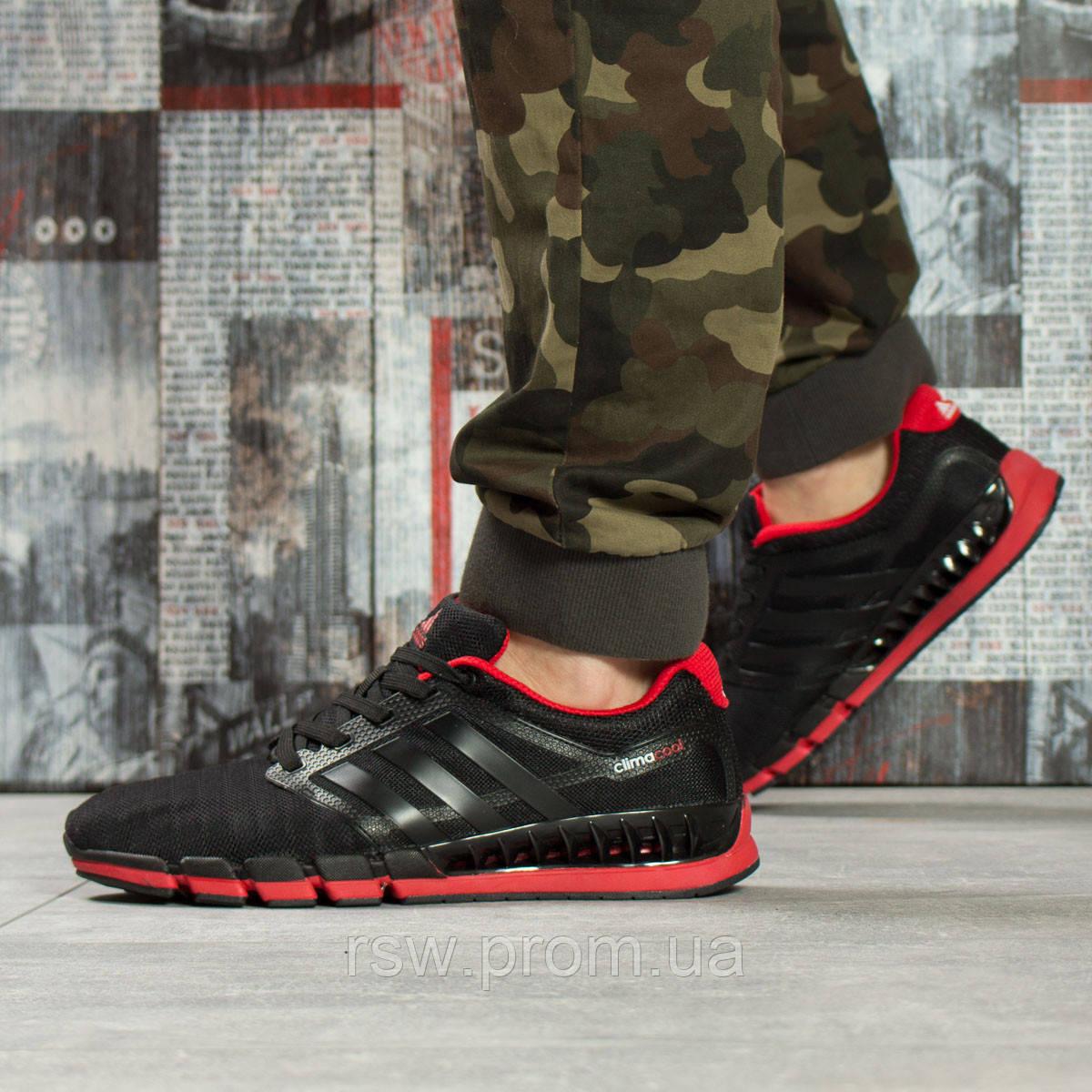 821fdce191e283 Кроссовки мужские Adidas Climacool, черные (16085) размеры в наличии ▻ [ 45  (