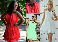 Женское нарядное платье-сарафан - 4 цвета!