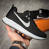 Кроссовки женские Nike Zoom Pegasus, черные (16031) размеры в наличии ► [  37 38 39  ], фото 7