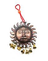 """Колокольчик """"солнце"""" (8,5х18 см)"""