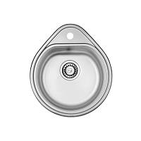 Кухонная мойка ULA 4450 Satin (ULA4450SAT08)
