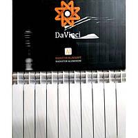 Радиатор алюминиевый Da Vinci 500/96