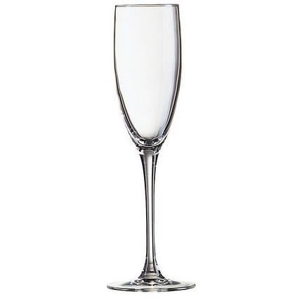 Набор бокалов для шампанского Luminarc Signature 170 мл 6 шт H8161, фото 2