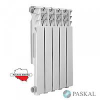 Радиатор алюминиевый PASKAL 500/80