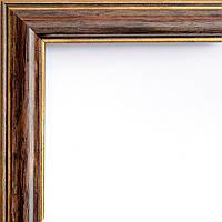 Рамка 40х50 2517-06MF коричневая