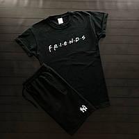 Комплект футболка и шорты NY | friends logo