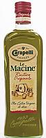 Оливковое масло нефильтрованное Le Macine Carapelli Rustico Originale 1 л., фото 1