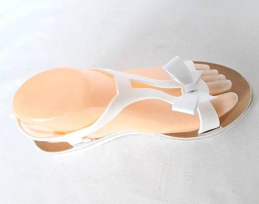 Женские Сандалии Босоножки J.B.P. Летняя Обувь Белые (размеры: 40), фото 3