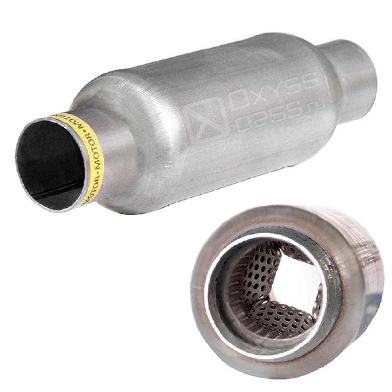 Стронгер пламягаситель резонатор катализатор искрогаситель 55х400