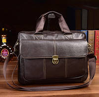Мужская сумка через плечо Westal L&K A4