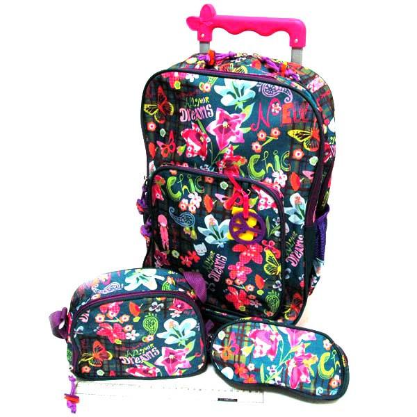 Детские рюкзаки на колесах с пеналами купить рюкзак wenger в интернет магазине с бесплатной доставкой