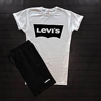 Комплект футболка и шорты | Levis logo