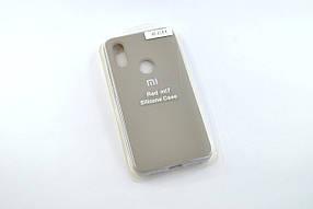 Чохол для телефону Xiaomi Redmi 7 Silicone Original Full №11 dark olive