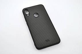Чохол для телефону Xiaomi Redmi 7 Silicone Series Carbon Black
