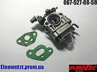 Карбюратор для бензокосы EUROTEC GT 110 ОРИГИНАЛ!