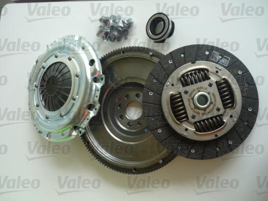 Комплект сцепления с маховиком Volkswagen T4 2.4D | 2.5TDI | VALEO