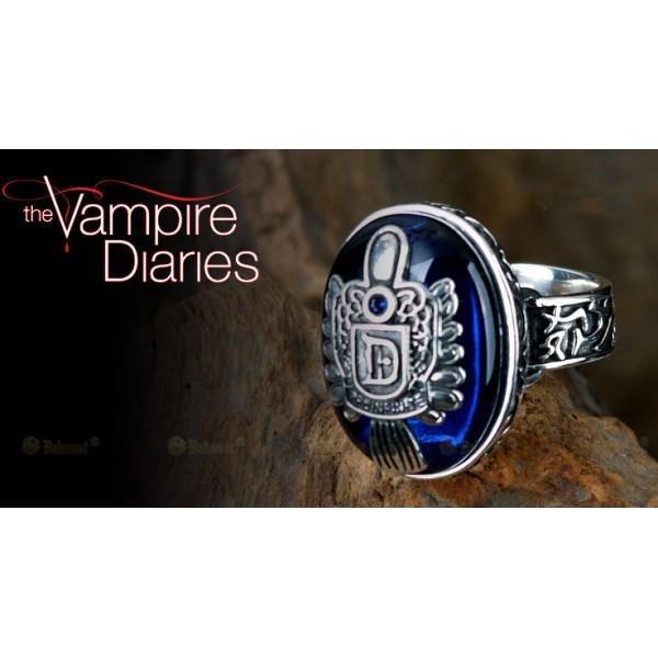 Кольцо Дэймона из сериала «Дневники вампира»