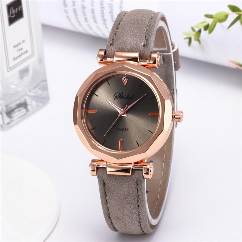 """Жіночі наручні годинники """"Shshd"""" (сірий)"""