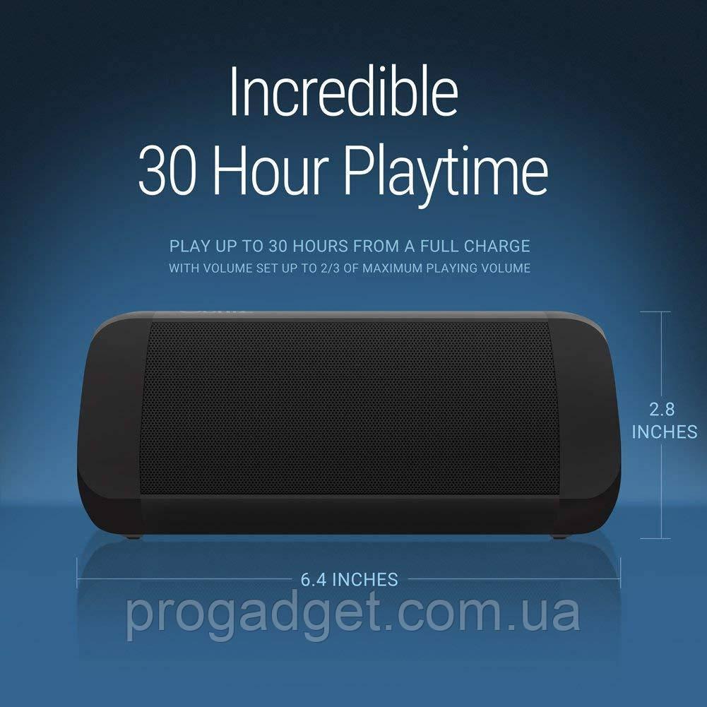 Колонка Cambridge SoundWorks OontZ Angle 3 PLUS Black Bluetooth 4.2 IPX-5 10 Вт беспроводная с мощным басом