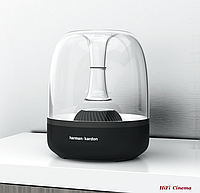 Harman/Kardon Aura Plus портативная микросистема с WiFi Bluetooth AirPlay